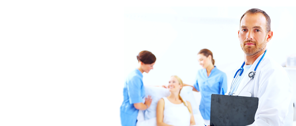 Peace of mind for medical providers & staff